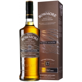 BOWMORE white sands 17 ans
