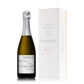 Louis Roederer Brut Nature 2006 Philippe Starck